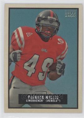 2009 Topps Magic - [Base] #166 - Patrick Willis