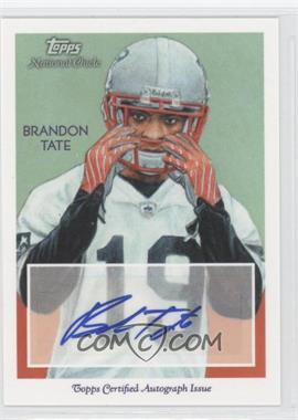 2009 Topps National Chicle - Autographs #NCA-BT - Brandon Tate