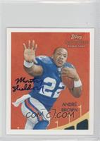 Andre Brown #/10