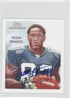 Deion Branch /10