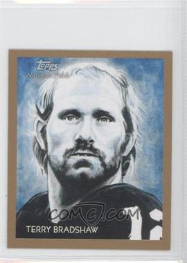 2009 Topps National Chicle - [Base] - Mini #C44 - Terry Bradshaw