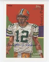 Aaron Rodgers (Chris Henderson) /50