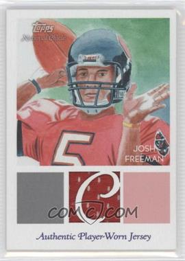 2009 Topps National Chicle - Relics #NCR-JF - Josh Freeman