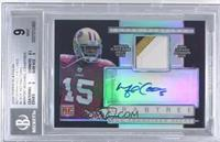Michael Crabtree [BGS 9 MINT] #/25
