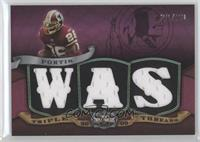 Clinton Portis [Noted] #/20