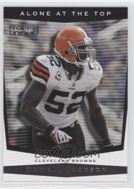 2009 Topps Unique - Alone at the Top #AT7 - D'Qwell Jackson