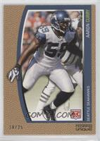 Aaron Curry /25