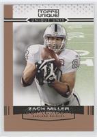 Zach Miller /99