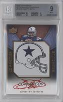 Emmitt Smith /10 [BGS 9 MINT]