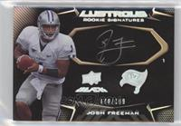 Rookie Signatures - Josh Freeman /199