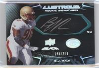 Rookie Signatures - B.J. Raji #/399