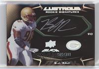 Rookie Signatures - B.J. Raji /399