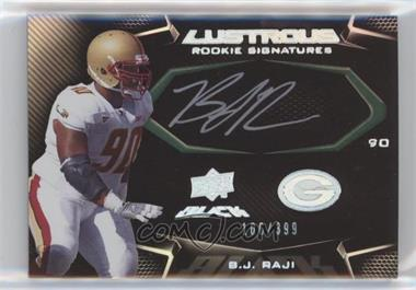 2009 Upper Deck Black - [Base] #94 - Rookie Signatures - B.J. Raji /399
