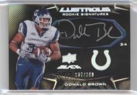 Donald Brown /199