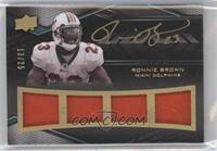 Ronnie Brown /25