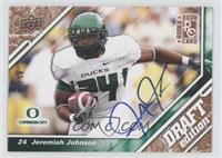 Jeremiah Johnson /50