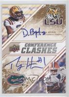 Demetrius Byrd, Percy Harvin /50