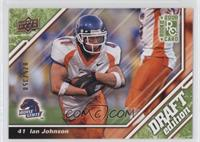 Ian Johnson /350