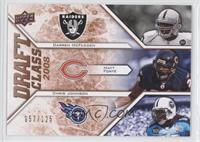 Darren McFadden, Chris Johnson, Matt Forte' /125