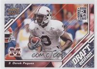 Derek Pegues /50