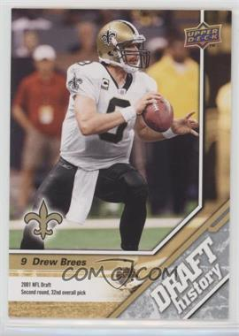 2009 Upper Deck Draft Edition - [Base] #153 - Drew Brees