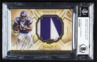 Rookie Signature Patch - Percy Harvin [BGSAuthentic] #/225