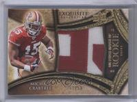 Michael Crabtree, Jeremy Maclin /50