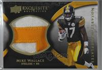 Mike Wallace [Noted] #/15