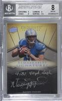 Matthew Stafford /5 [BGS 8 NM‑MT]