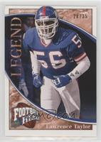 Lawrence Taylor #/35