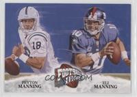Eli Manning, Peyton Manning