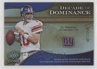 Eli Manning [Noted] #/130