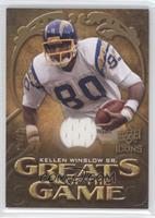 Kellen Winslow Sr. #/99