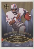 Ultimate Legends - Earl Campbell #/375