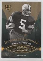 Ultimate Legends - Paul Hornung #/375