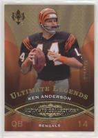 Ultimate Legends - Ken Anderson #/375
