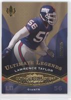 Ultimate Legends - Lawrence Taylor #/375