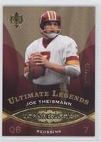 Ultimate Legends - Joe Theismann #/375