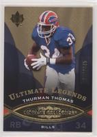 Ultimate Legends - Thurman Thomas #/375