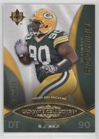 Ultimate Rookies - B.J. Raji #/375