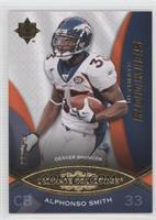 Ultimate Rookies - Alphonso Smith #/375