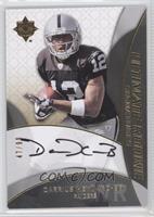 Ultimate Rookie Signatures - Darrius Heyward-Bey #/99