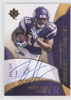 Ultimate Rookie Signatures - Percy Harvin #/399