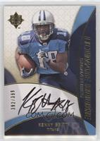 Ultimate Rookie Signatures - Kenny Britt [Noted] #/399