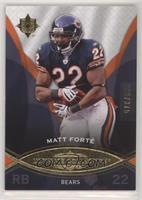 Matt Forte' #/375