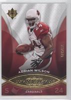 Adrian Wilson #/375