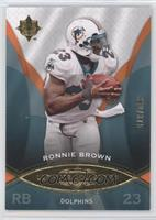 Ronnie Brown #/375