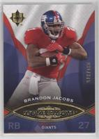 Brandon Jacobs [Noted] #/375
