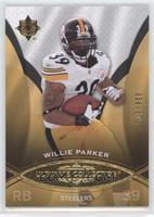 Willie Parker #/375