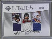 Joe Flacco, Matt Ryan, Peyton Manning, Mark Sanchez /99